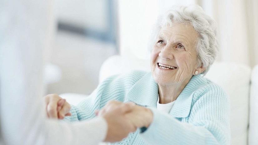 十分好用的老人照顧方法
