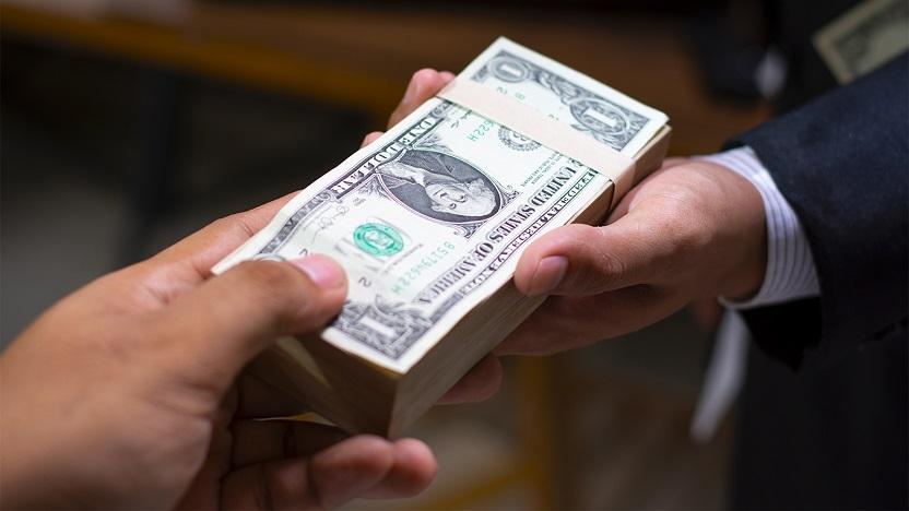錢借出去就不奢求會能取回來