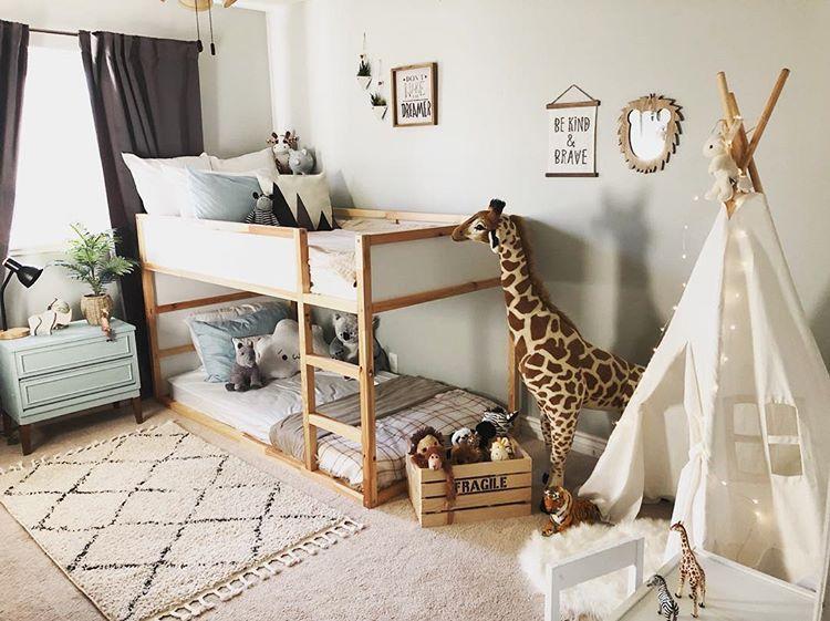 屬於孩子的房間設計四要點