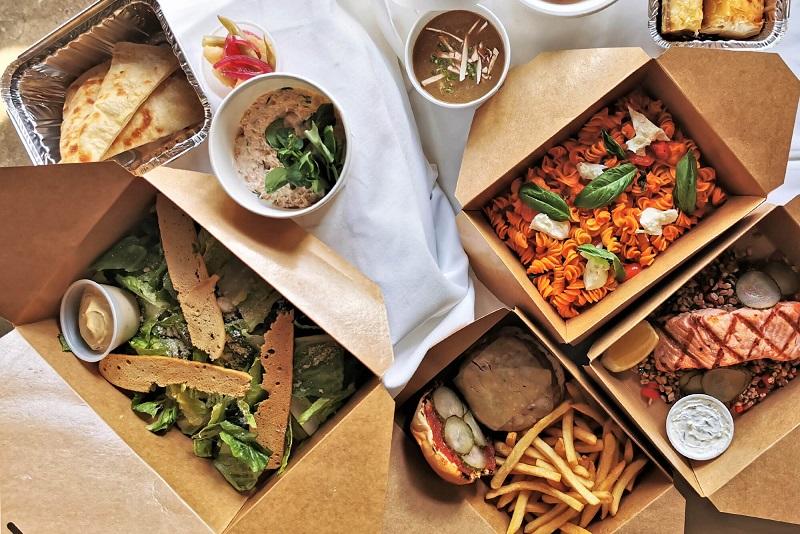 餐館包裝一次性環保餐具要求穩步發展